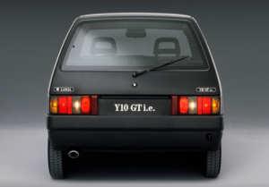 Lancia Y10 GT i.e citadine sportive youngtimer