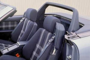 Sièges de la Mercedes SL R129