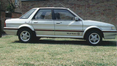 MG Montego turbo