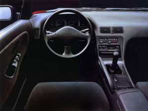 Nissan 200 SX voiture youngtimer