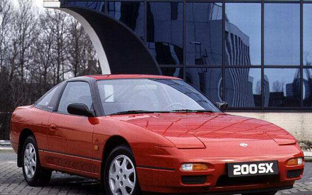nissan 200 sx s13 1989 - 1993 - voitures youngtimers