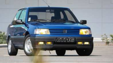 Peugeot 309 GTI 16 youngtimer