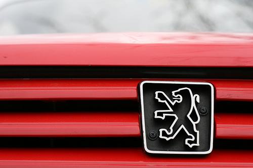 Logo Peugeot 309