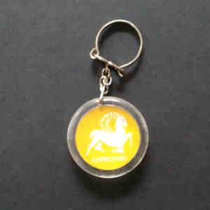 Porte clés Shell signe astrologique capricorne