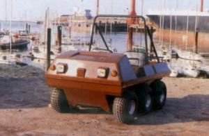 Valt 4x4 amphibie