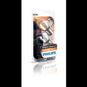 Ampoule Philips P21W 12498B2