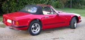 TVR Type S