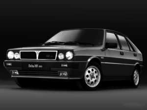 Lancia Delta HF 4WD youngtimer