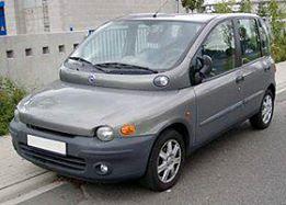 Fiat Multipla voiture moche