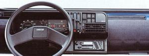 Tableau de bord Fiat Panda 750