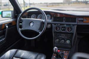 Intérieur Mercedes 190 evo 2