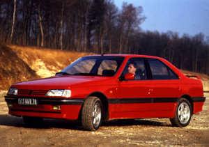 Peugeot 405 MI16x4
