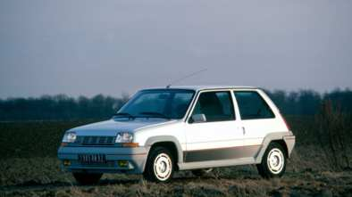 Renault 5 Gt Turbo youngtimer sportive