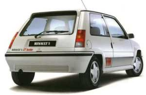 Renault 5 Gt Turbo phase 2