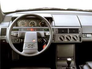 Tableau de bord Citroën XM
