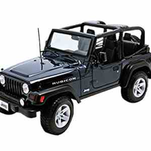 Miniature Jeep Wrangler Rubicon