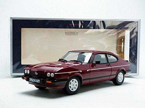 Miniature Ford Capri MK3 2.8 Injection 1982 échelle 1/18