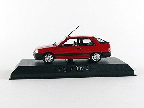 Peugeot 309 GTI 1987 échelle 1/43