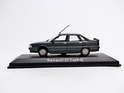 Miniature Renault 21 Turbo 1988 échelle 1/43
