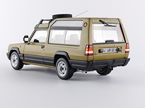 Miniature Talbot Matra Rancho Grand Raid 1980