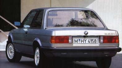 BMW 320i E30 6 cylindres