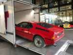 BMW M1 vers restauration