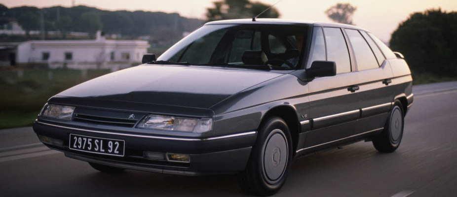Citroën XM V6 170 ch