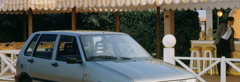 Fiat Uno 70 SX i.e