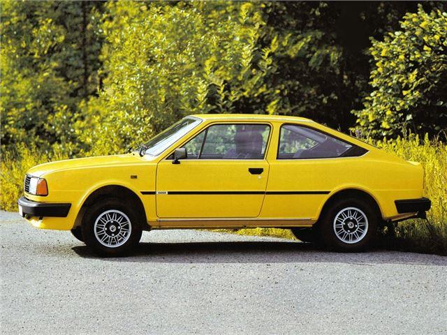 Skoda Rapid 130 R coupé