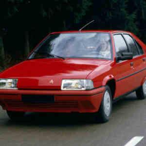 Citroën BX 15 RE