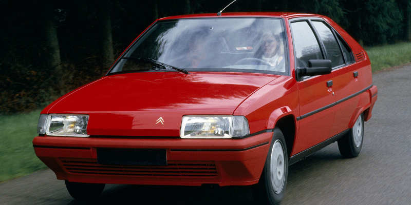 Citroën BX 15 RE