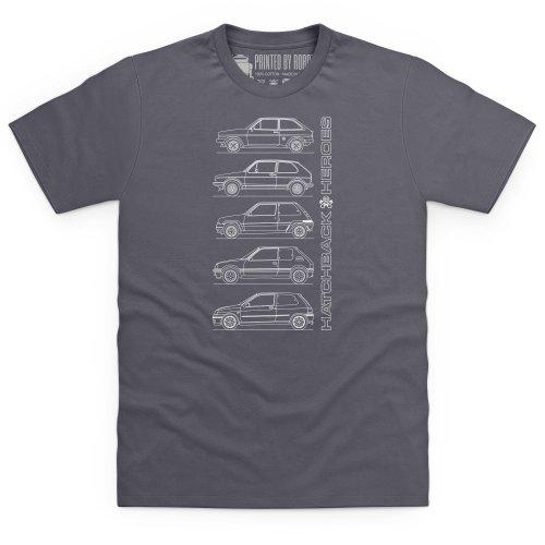 T Shirt homme Hatchback Heroes GTI