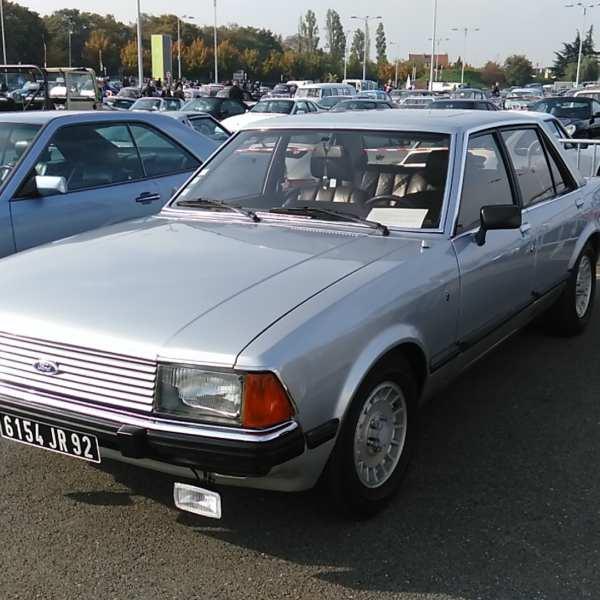 FORD GRANADA MKII V6 2.8 GHIA 1981
