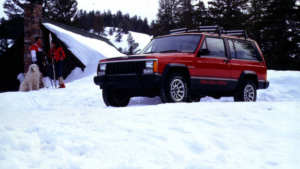 Jeep Cherokee XJ Chief 3 portes