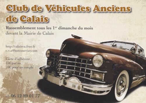 Calais'Vintage, bourse de pièces et expo de véhicules