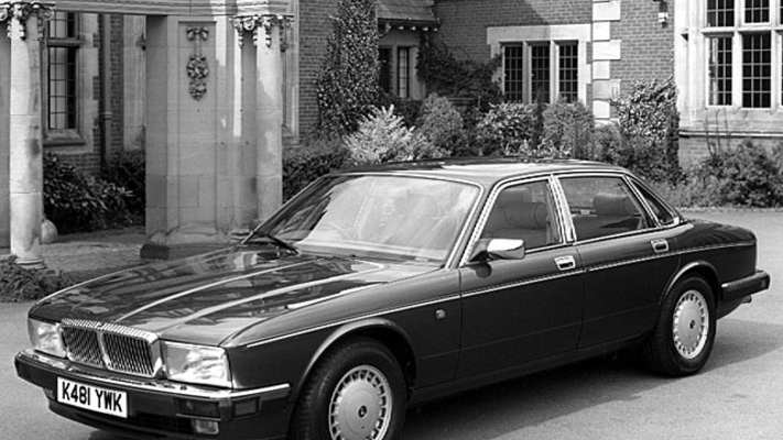 Daimler 3.6 Jaguar Sovereign XJ40