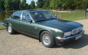 Daimler 3.6 voiture youngtimer