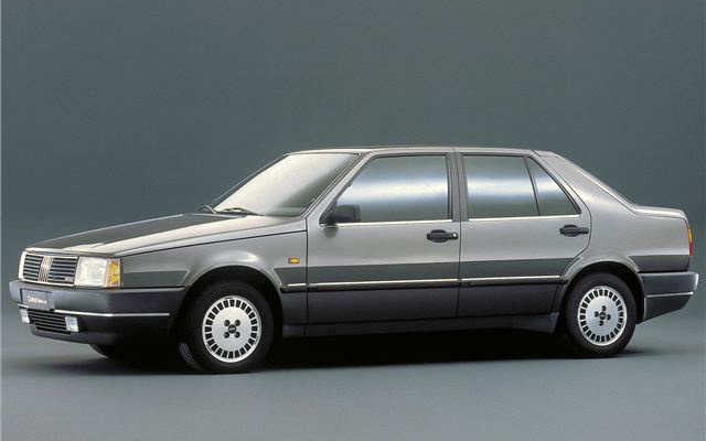 Fiat Croma Turbo i.e youngtimer