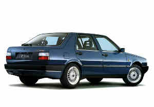 Fiat Croma Turbo i.e voiture youngtimer