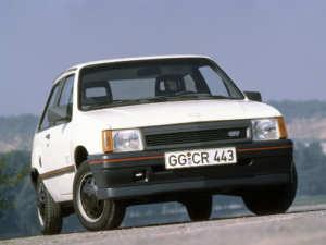 Opel Corsa GT 1300