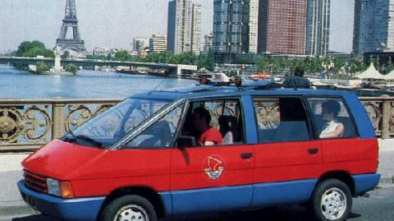 Renault Espace Taxi 1985 -1986