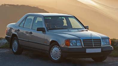 Mercedes 230 E W124