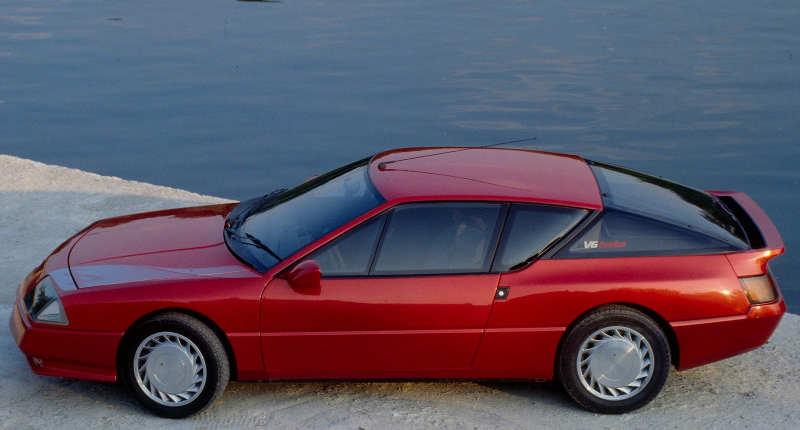 Renault Alpine V6 Turbo GTA