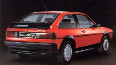 Volkswagen Scirocco GTX 16V