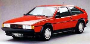Volkswagen Scirocco GTX 16 S