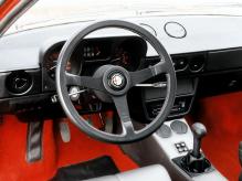 Intérieur de l'Alfasud Sprint 6C