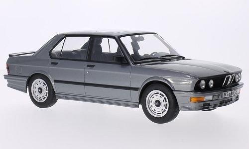 Miniature BMW M535i (E28) gris métallisé