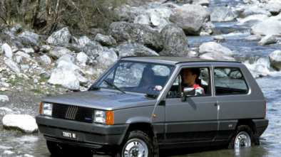 Fiat Panda 4x4 voitures youngtimers