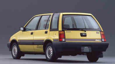 Honda Civic Shuttle 4WD