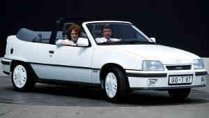 Opel Kadett Cabriolet GSI